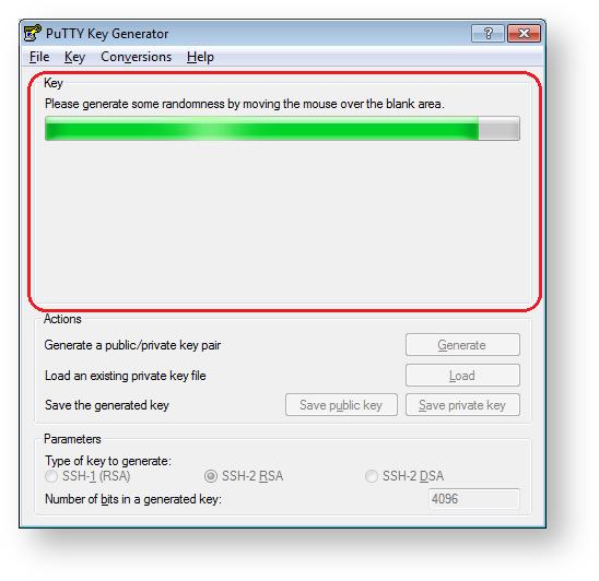 filezilla ssh key import